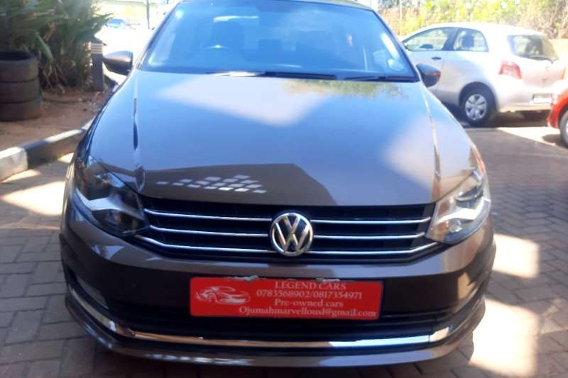 Used 2018 VW Polo Sedan POLO GP 1.4 COMFORTLINE
