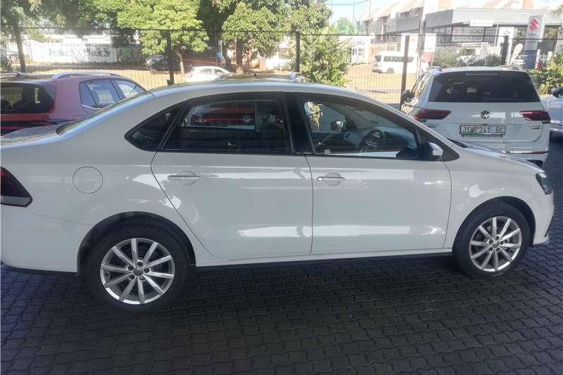 Used 2021 VW Polo Sedan POLO GP 1.4 COMFORTLINE