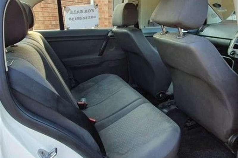 VW Polo Sedan POLO GP 1.6 COMFORTLINE 2005
