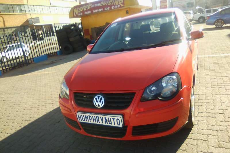 VW Polo TDI1,9 2006