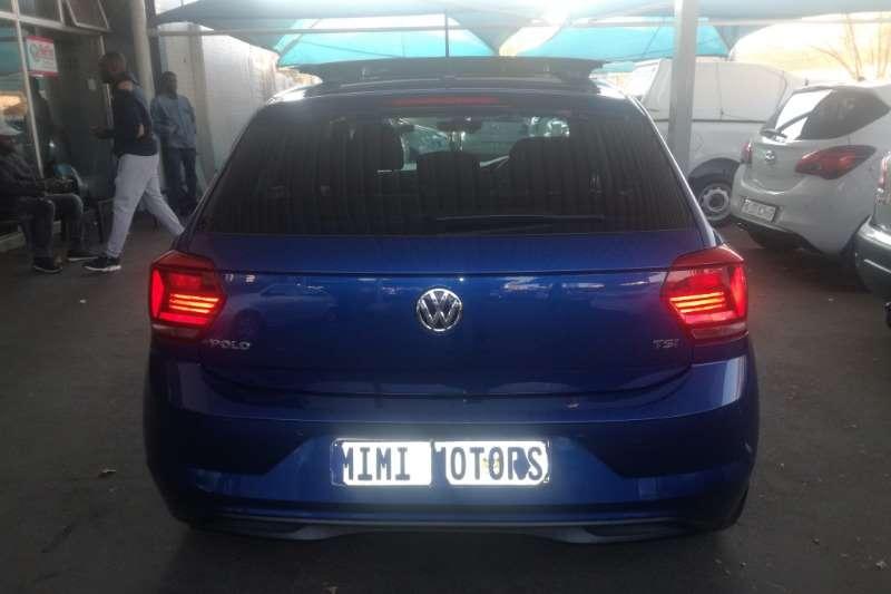 VW Polo TSI 1.0 2018