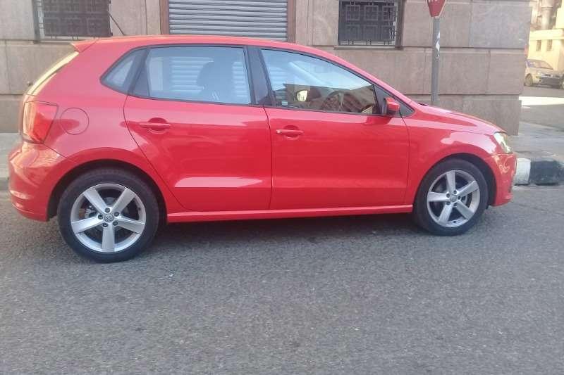 VW Polo TSI 2018