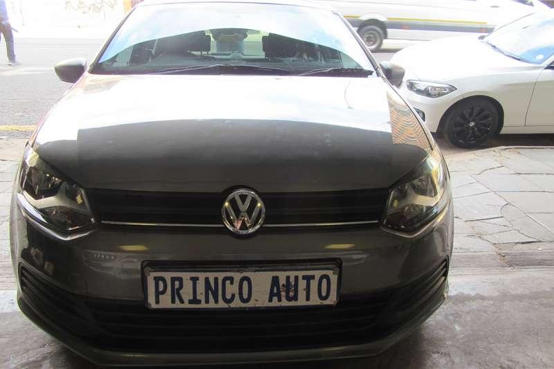 VW Polo Vivo 1.2 2019