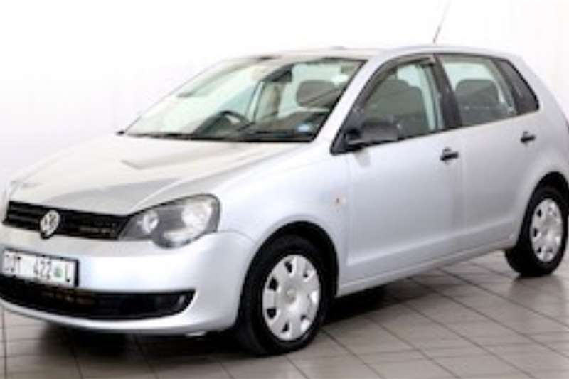 VW Polo Vivo 1.4 5DR 2014