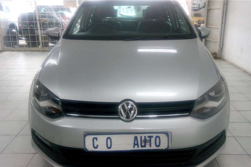 VW Polo Vivo 1.4 COMFORT LINE 2018