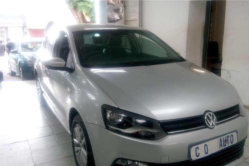 VW Polo Vivo 1.4 COMFORT LINE 2018