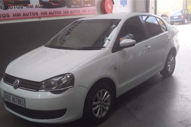 VW Polo Vivo 1.4 Comfortline 2015