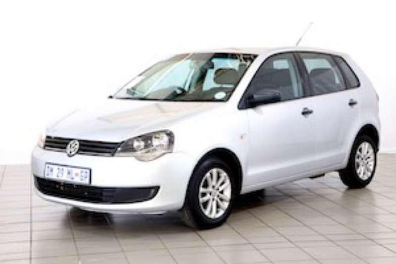 VW Polo Vivo 1.4 CONCEPTLINE 2015