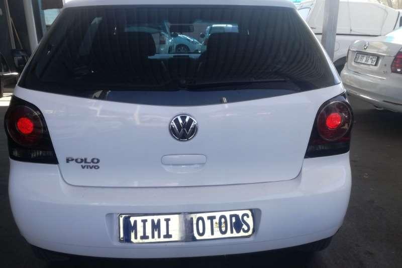 VW Polo Vivo 1.4 hatchback 2013