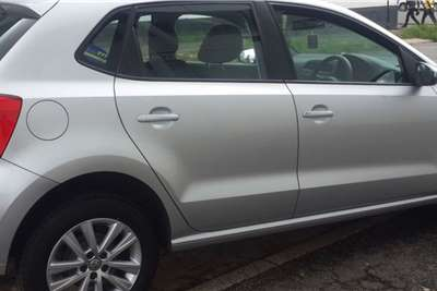 VW Polo Vivo 1.4 hatchback comfort line 2018
