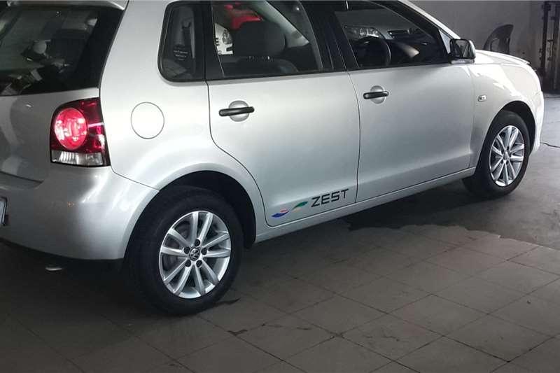 VW Polo Vivo 1.4 hatchback Zest 2014