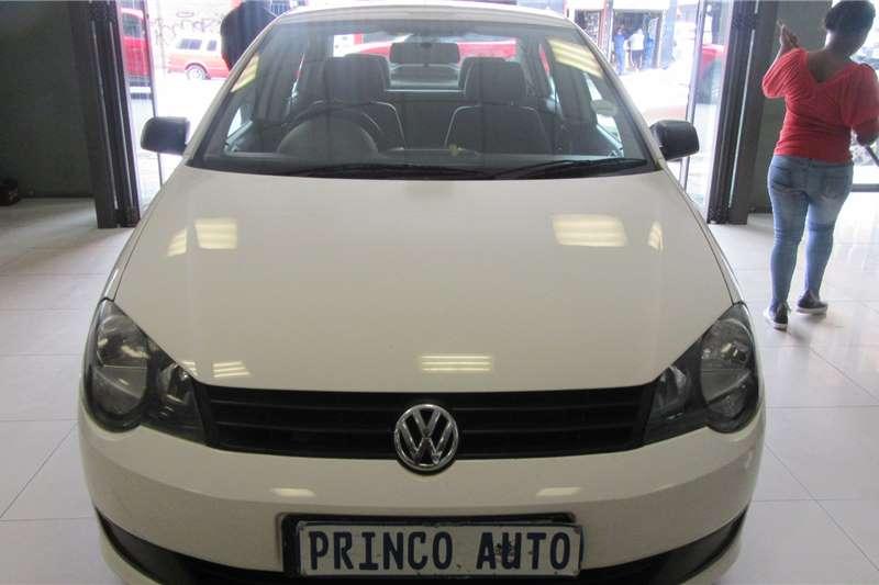 VW Polo Vivo 1.4 Sedan 2014