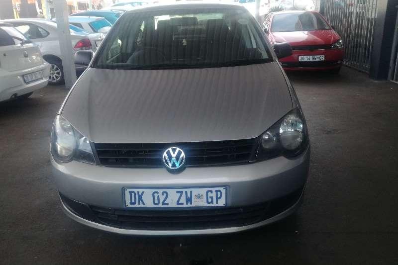 VW Polo Vivo 1.4 Sedan Auto 2011