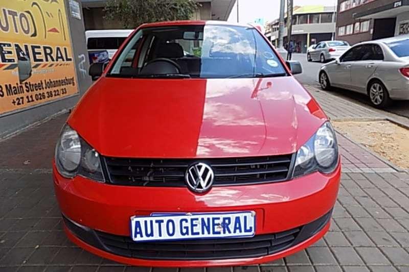 VW Polo Vivo 1.4 Trendline 2010