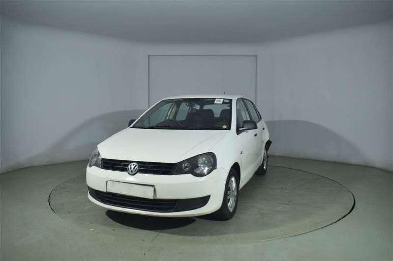 VW Polo Vivo 1.4 Trendline 2012