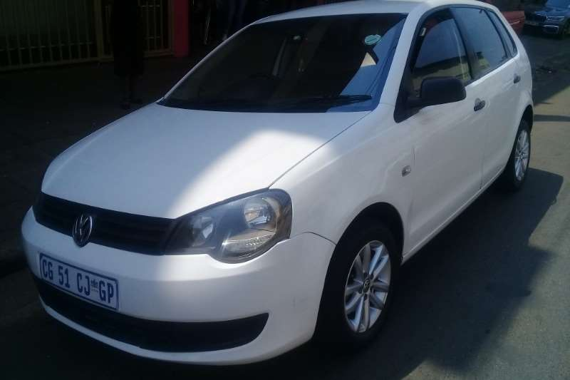 VW Polo Vivo 1.4 Trendline 2013
