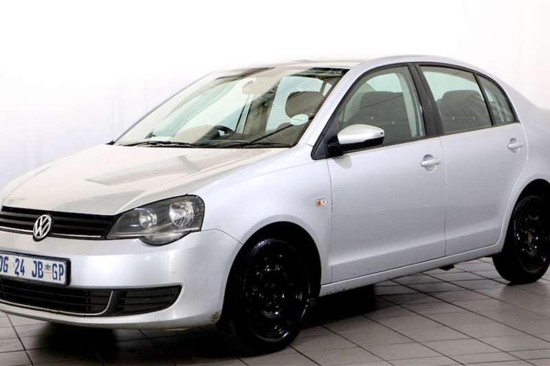 VW Polo Vivo 1.4 Trendline 2014