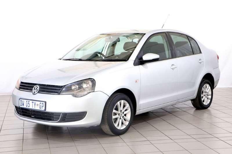 VW Polo Vivo 1.4 Trendline 2015