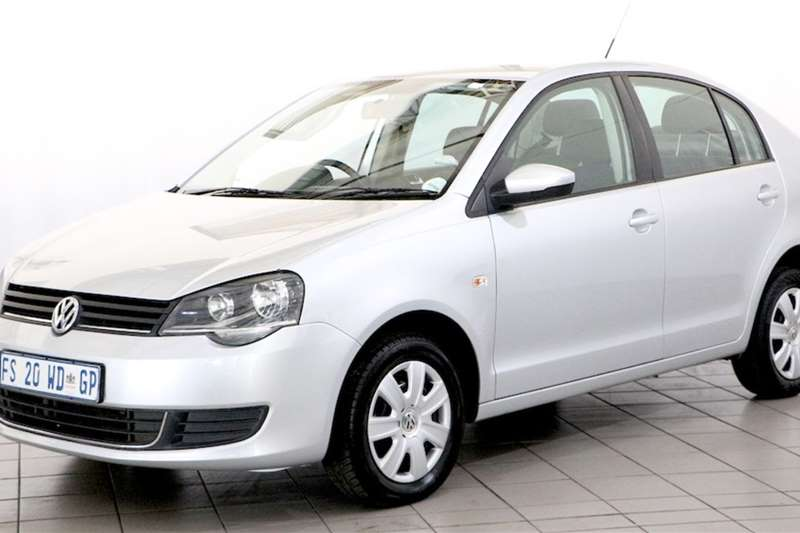 VW Polo Vivo 1.4 Trendline 2017