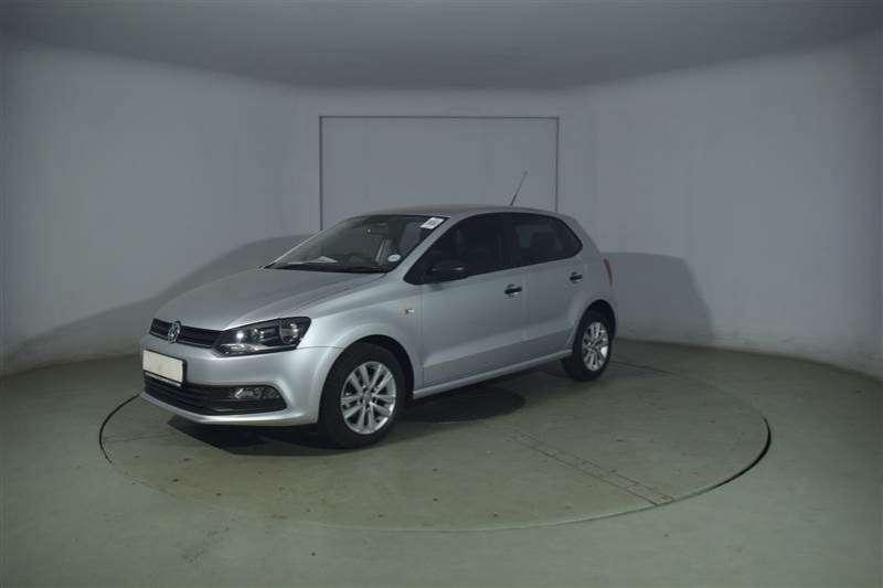 VW Polo Vivo 1.4 TRENDLINE 5DR 2019