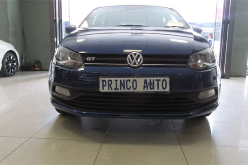 VW Polo Vivo 1.4 TSI 2019