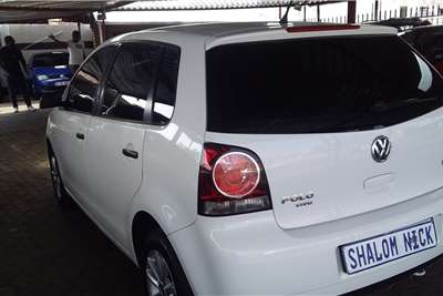 VW Polo Vivo 1.6 2012