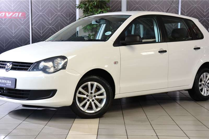 VW Polo Vivo 1.6 Trend 2014