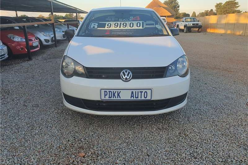 Used 2011 VW Polo Vivo