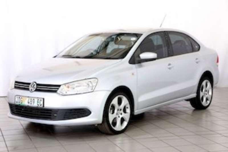 VW Polo Vivo 1.6 TRENDLINE 2012