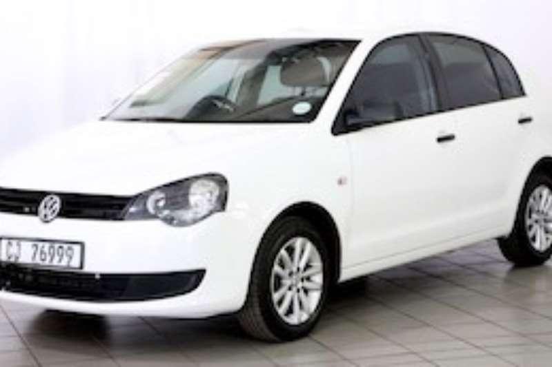 VW Polo Vivo 1.6 TRENDLINE 2013