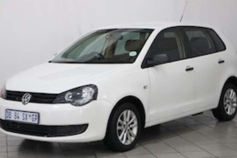 VW Polo Vivo 1.6 TRENDLINE 5DR 2014