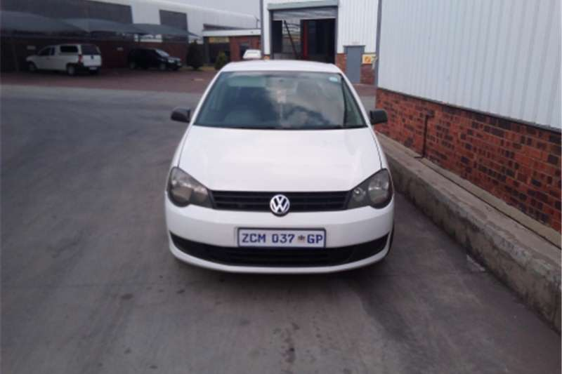 VW Polo Vivo 2010