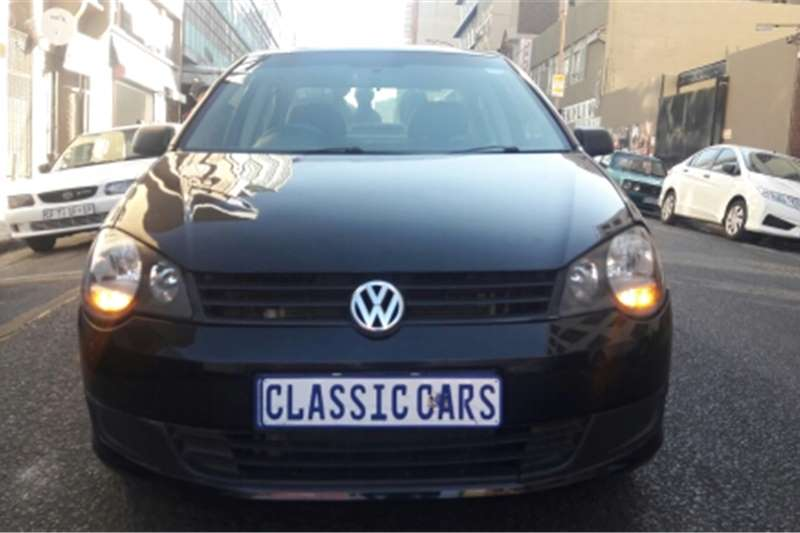 VW Polo Vivo 2011