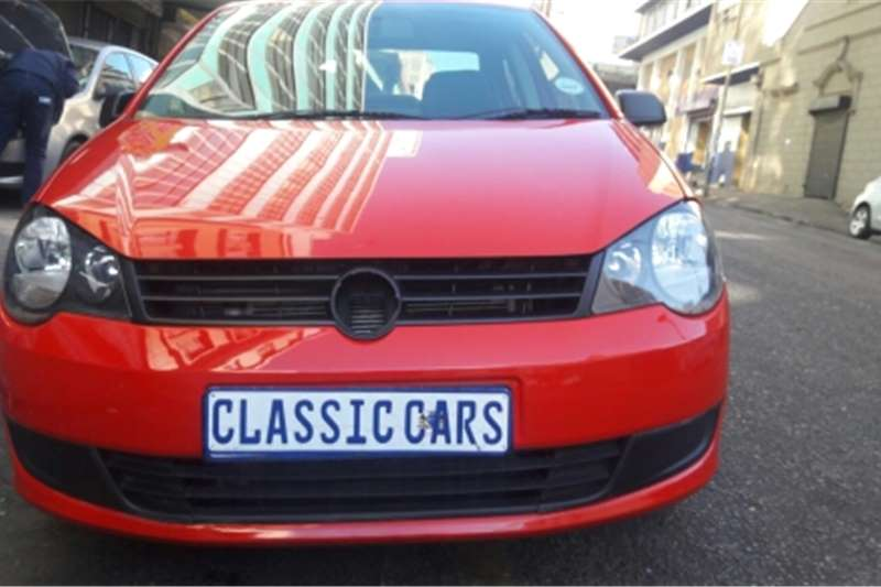 VW Polo Vivo 2013
