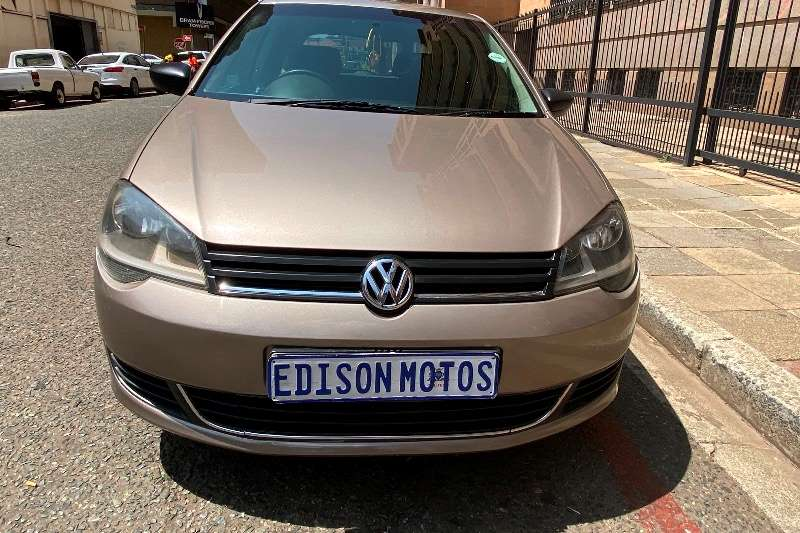 VW Polo Vivo 2015