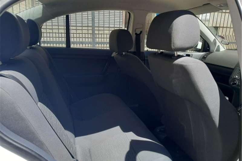 VW Polo Vivo 2016