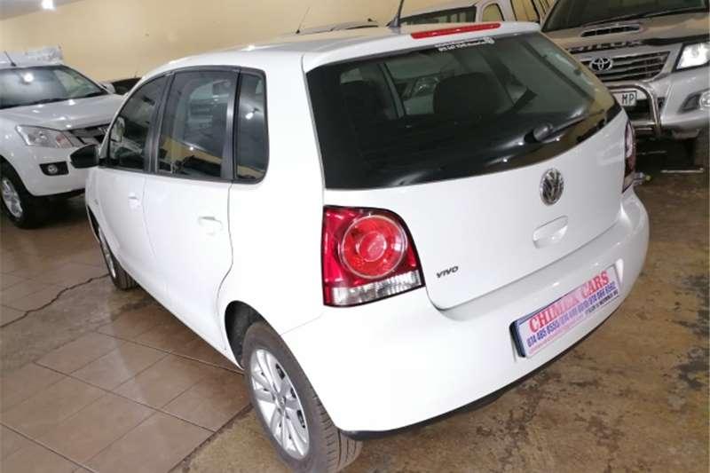 Used 2016 VW Polo Vivo
