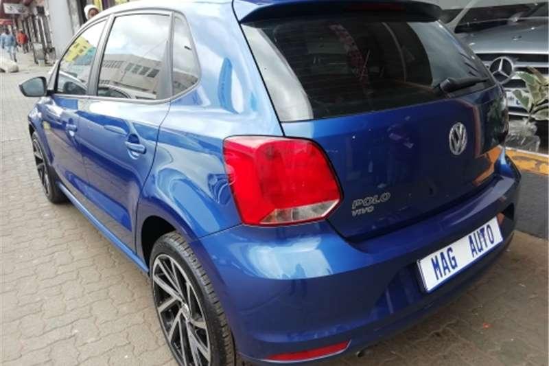 Used 2021 VW Polo Vivo