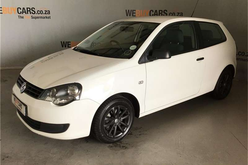 VW Polo Vivo 3 door 1.4 2012