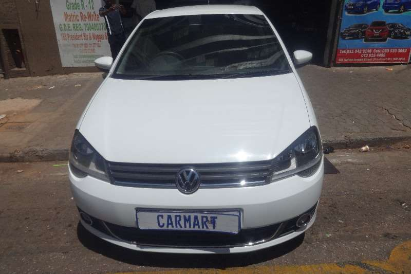 VW Polo Vivo 3 door 1.4 2014