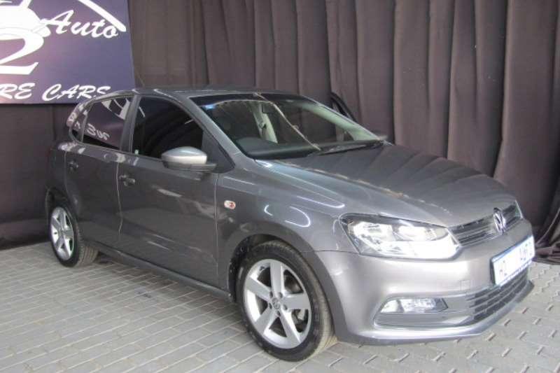 VW Polo Vivo 3 door 1.4 2018