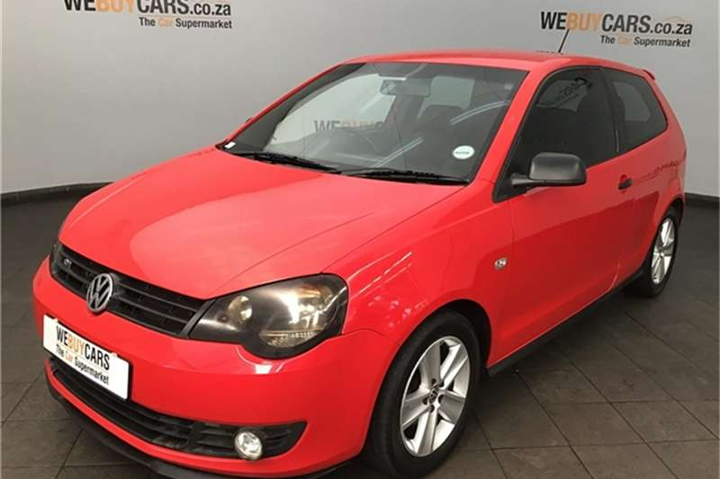 VW Polo Vivo 3 door 1.6 GT 2012
