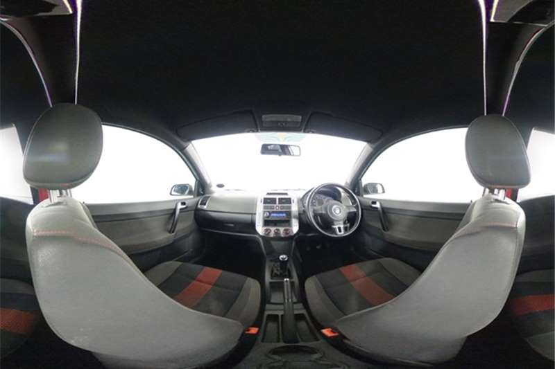 Used 2012 VW Polo Vivo 3 door 1.6 GT