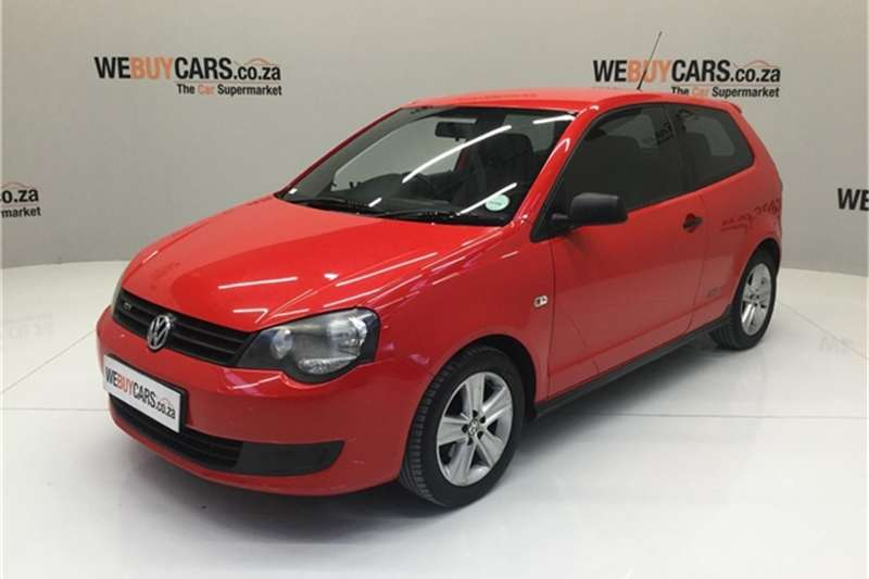 VW Polo Vivo 3 door 1.6 GT 2013