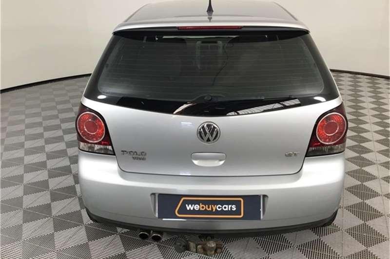 VW Polo Vivo 3-door 1.6 GT 2013