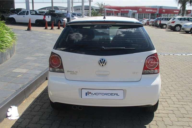 Used 2013 VW Polo Vivo 3 door 1.6 GT