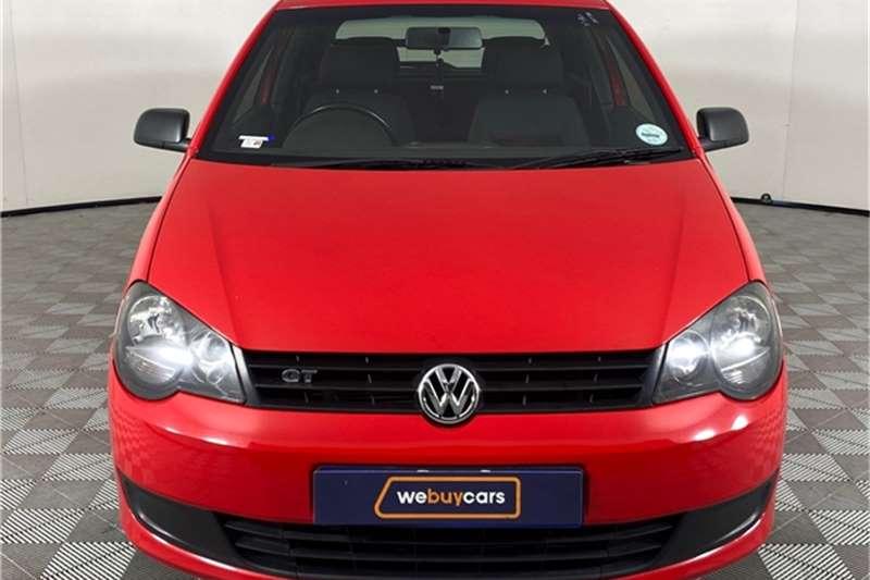 2013 VW Polo Vivo Polo Vivo 3-door 1.6 GT