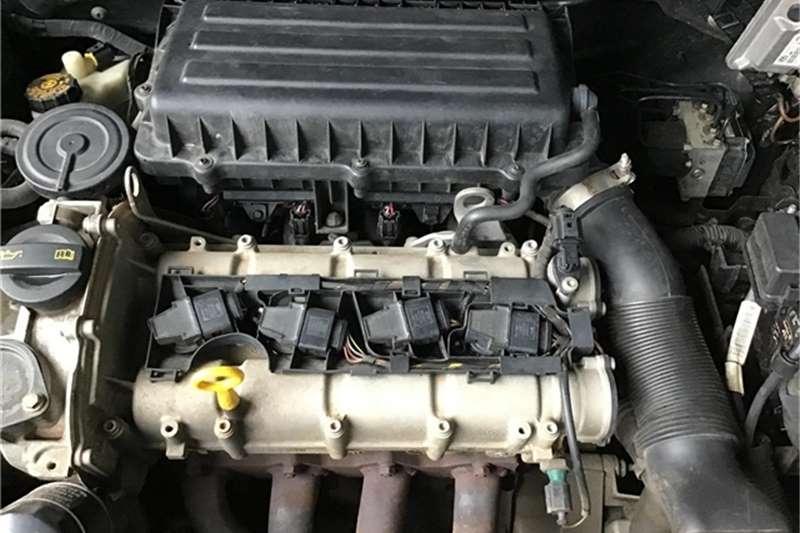 VW Polo Vivo 3-door 1.6 GT 2014