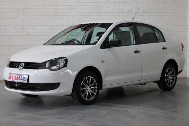 VW Polo Vivo 4 door 1.4 2014