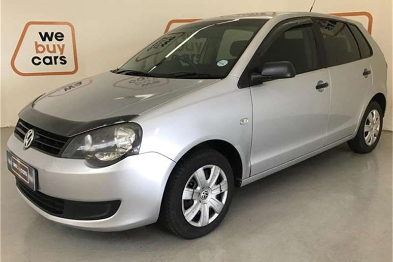 VW Polo Vivo 5-door 1.4 2010